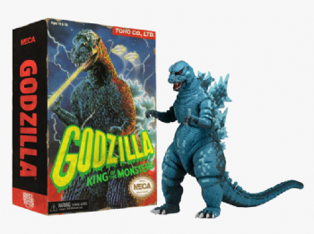 "NECA Gozilla 1988 Video Game Appearance 12"" Action Figure"